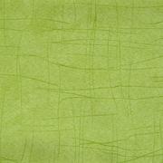 Runner Suede Embossed Cross Hatch Detail Lime Green