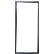 Rustic Wooden Pole Frame Large