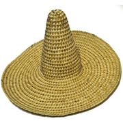 Sombrero Straw