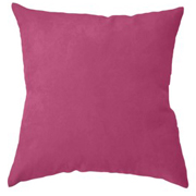 Suede Cushion Cover Big Dusty Pink