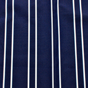 Table Top Kiosk Canopy Navy and White Stripe