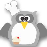 Chef Owl White
