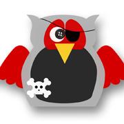 Pirate Owl Grey