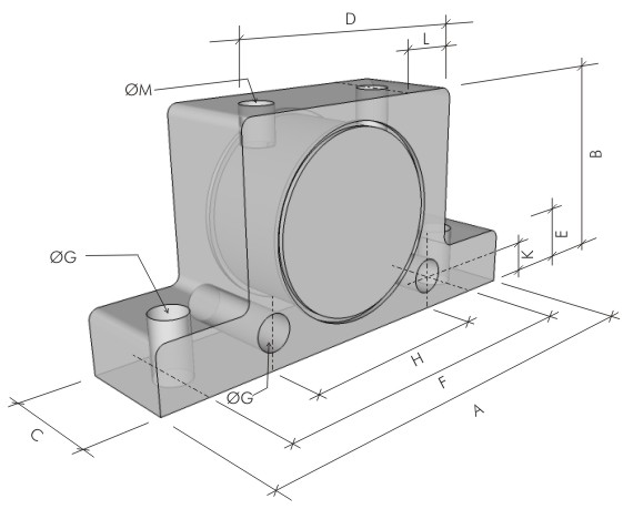 VK Type (Dimension View)
