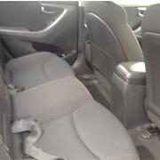 Hyundai Elantra Interior 2