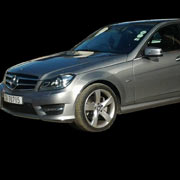 Mercedes Benz C300 - 7 Seater