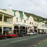 Simons Town street