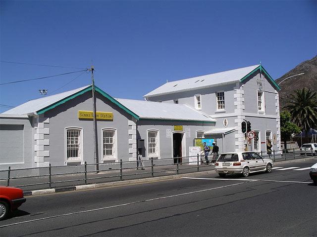 Simons Town Train Station